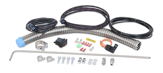 X30 Heater Installation Kit